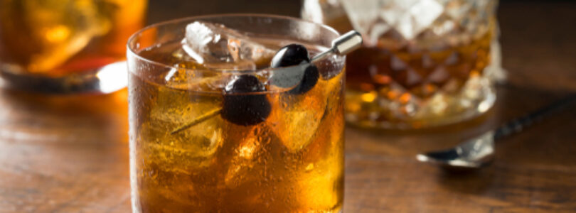 Can a Manhattan Chill on the Rocks?